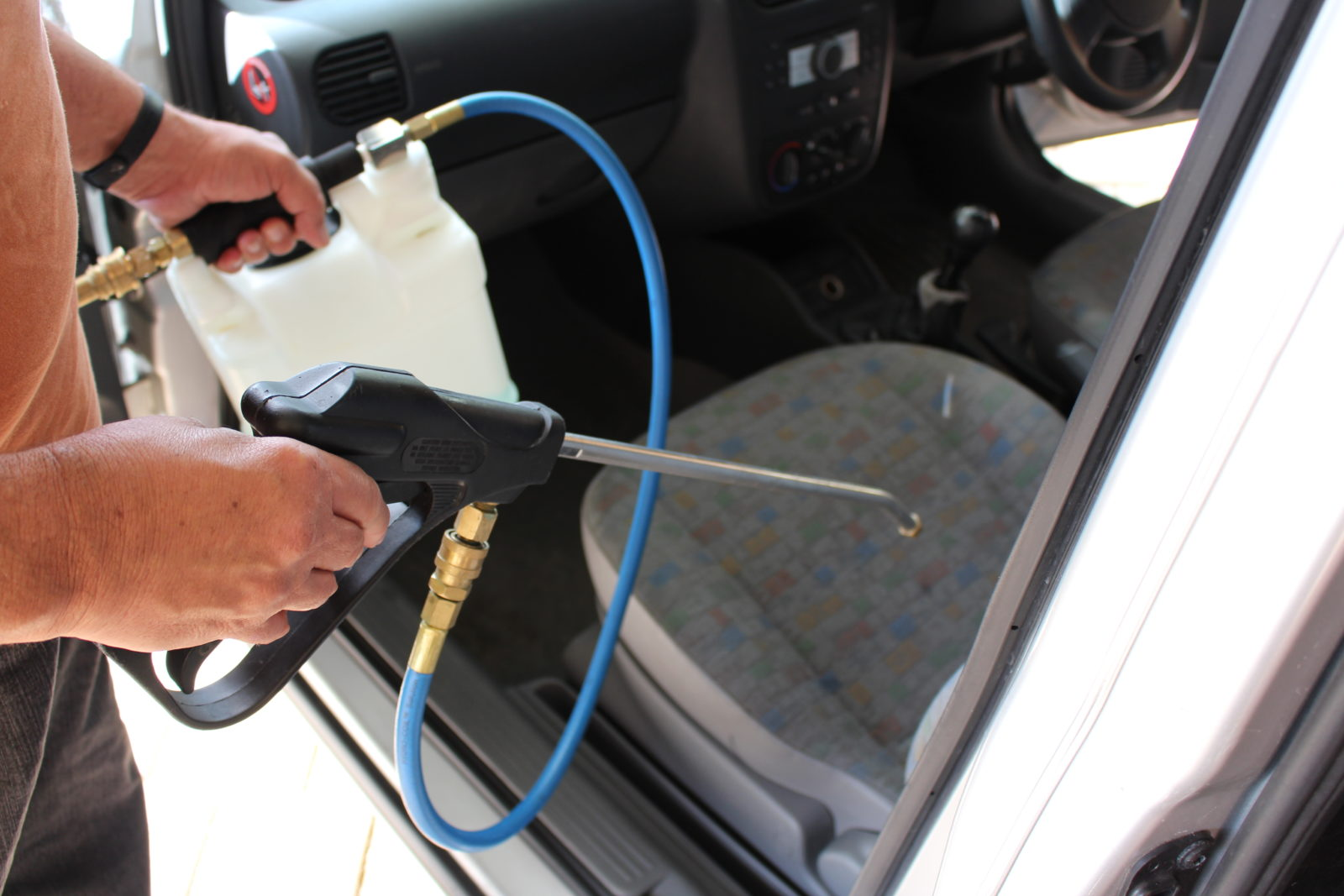 Car Upholstery Cleaning Price Mould