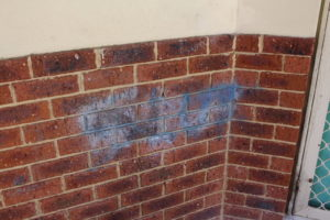 Graffiti removal Perth