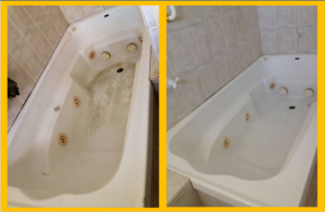 bathroom cleaning Perth