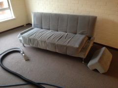 High Reach Apartment Couch Cleaning
