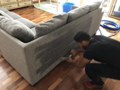 M&Co Couch Cleaning