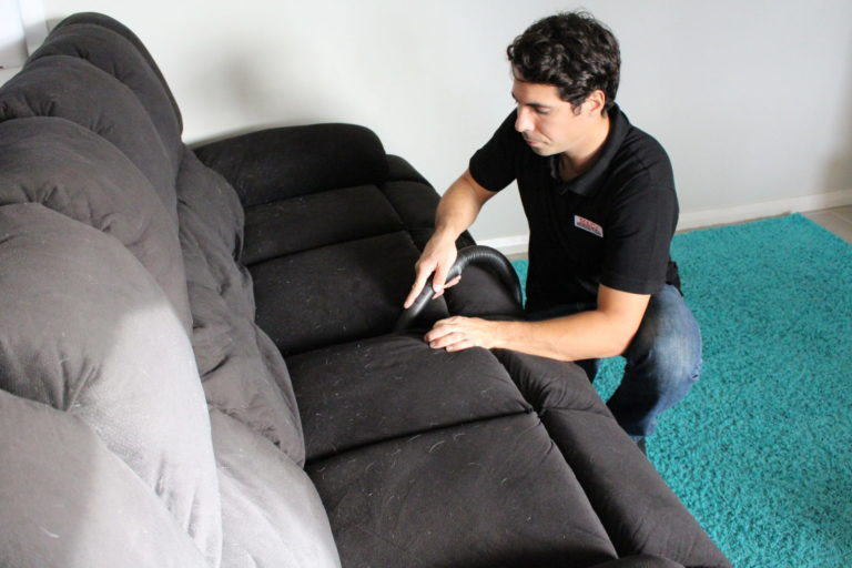 Couch Cleaning in Perth