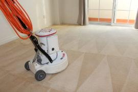 Como Carpet cleaning Steam Method
