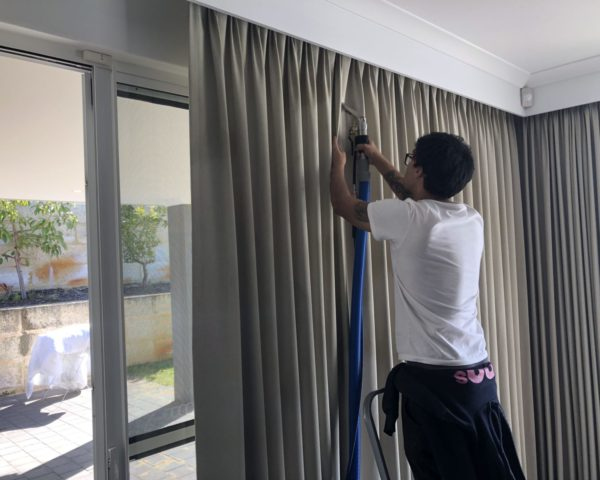 Curtain Cleaning Services Perth