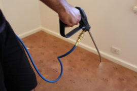 M&Co Carpet Steam Cleaning Deodorising Waterford system
