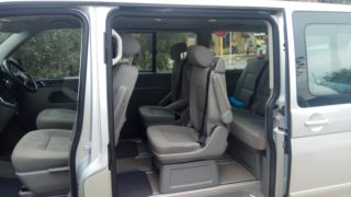 Upholstery Seat Van Cleaning