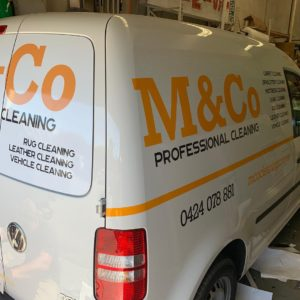 Carpet Cleaning M&Co Top Quality Equipment and Products