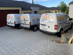 M&Co Carpet Cleaning Perth CBD Team